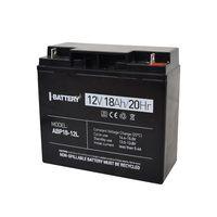 ABP18-12L Аккумулятор 18Ah/20Hr, 12В