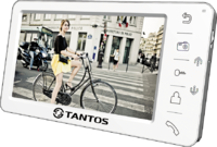 "Amelie (White) HD new edition монитор видеодомофона TFT LCD 7"""