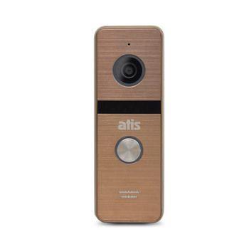 AT-400FHD Gold цветная накладная видеопанель золотого цвета