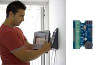 Установка, настройка контроллера/модуля сопряжения для видеодомофонной системы