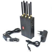 Переносной блокиратор связи Cкорпион 6XL 4G LTE