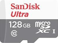Карта памяти MICRO SDXC 128GB UHS-I SDSQUNR-128G-GN6MN SANDISK
