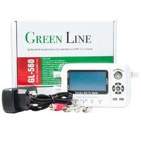 Green Line GL-560. Прибор для настройки спутниковых и эфирных антенн