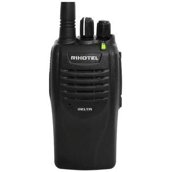 Радиостанция RIXOTEL R-22 DELTA, 400-470, АКБ-Li-ion 1500 mAh, з/у, антенна, клипса, кистевой ремешок.