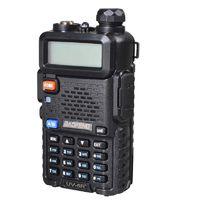 Радиостанция BaoFeng UV-5R, 136 – 174 / 400 — 480, АКБ-Li-ion 1800 mAh, гарнитура, быстрое з/у, адаптер, антенна, клипса, кистевой ремешок.