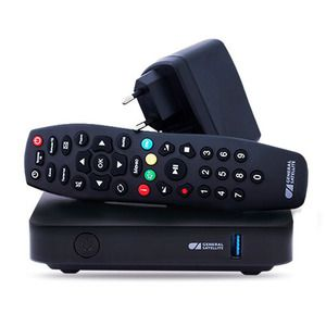 Приемник IP телевизионный 4K GS-C593