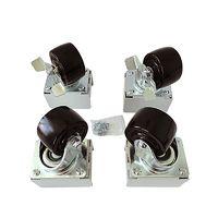 """ШТК-М-150. Комплект грузоподъемных роликов 3"""" × 2"""" для шкафов ШТК-М, распределенная нагрузка 150кг, комплект 4 шт"""