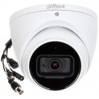 """DH-HAC-HDW2501TP-A-0280B. Видеокамера 4х форматная (CVI/TVI/AHD/960h) Mix-HD цветная купольная уличная с микрофоном и встроенной ИК подсветкой (механический ИК фильтр), ДЕНЬ/НОЧЬ; 1/2,8"""" CMOS Starlight 5МП"""