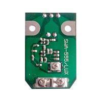Усилитель эфирный SWA-555Lux/10/100/1000, усиление каналов 1к-12к/10-15 дБ, усиление каналов 21к-60к/34-43 дБ, шумы 2.2 дБ, дальность от ретранслятора 50-100 км