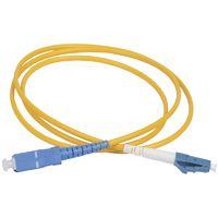 Шнур оптический коммутационный (патч-корд) для одномодового кабеля 9/125 SC/UPC-SC/UPC 3м