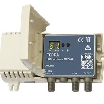 Модулятор TERRA DVB-T MHD001P
