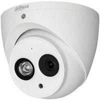 """DH-HAC-HDW1400EMP-A-0360B-S3 видеокамера HDCVI купольная 4Мп; 1/2.7"""" 4Mп CMOS;фикс. объектив: 2.8мм,3,6мм и 6мм; дальность ИК: 50м; чувствительность: 0.03лк/F2.0(цвет), 0лк@F2.0(ИК вкл); DWDR, 2DNR, OSD меню; вcтроенный микрофон"""