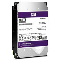 Жесткий диск Western Digital HDD 10000 GB (10 TB) SATA-III Purple (WD101PURZ)