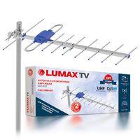 Антенна LUMAX DA2201P, уличная, пассивная, 11 дБи, DVB-T, DVB-T2, цифровая