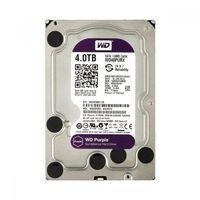 """Жёсткий диск WD40PURZ 4ТБ WD Purple™ 3,5"""" IntelliPower 64MB (SATA-III). Диски WD Purple специально разработаны для круглосуточной эксплуатации в системах видеонаблюдения высокой четкости."""