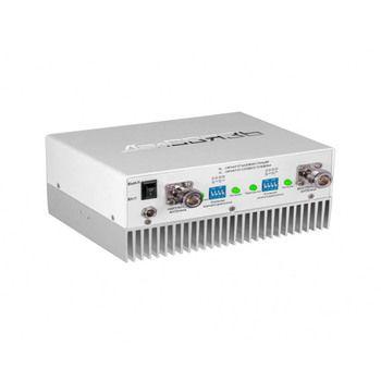 DS-1800/2100-10 усилитель мощности сигнала (репитер), мощность 10 мВт, стандарты 2G GSM1800, 3G UMTS2100, 4G LTE1800, до 150 кв. метров