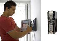 Установка вызывной панели для видеодомофона