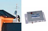 Установка, настройка модулятора телевизионного сигнала
