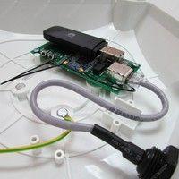 Беспроводной встраиваемый 3G/4G маршрутизатор AXR-1 PoE (БП)