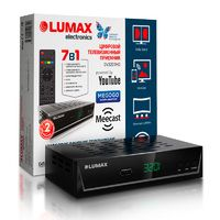 Lumax DV3201HD цифровой ресивер с поддержкой Wi-Fi