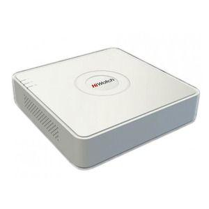 HiWatch DS-N204P(B) 4-х канальный IP-регистратор c 4-мя PoE интерфейсами