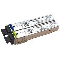 TBSF-13/15-3-12gSC-3i комплект из 2-х SFP-модулей оптических
