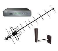 Комплект цифрового телевидения Эфир-18AF / CADENA CDT-1651SB