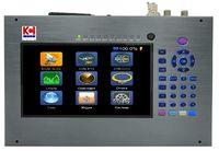 Цифровой измеритель ТВ сигналов ТСВ Комбо+ поддержка стандартов DVB- S/S2+T/T2+C/C2