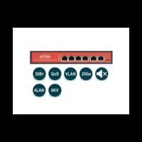 Wi-Tek WI-PS505V сетевой коммутатор
