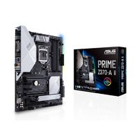 Материнская плата ASUS PRIME Z370-A II, LGA 1151v2, Intel Z370, ATX, Ret