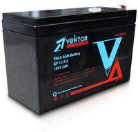 Аккумуляторная батарея VEKTOR ENERGY серии GP 12В/7,2Ач