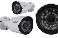 Видеокамера уличная 2Mpx гибридная (AHD, CVI, TVI, CVBS) FE-IB1080MHD/20M,  f=3.6 mm, ИК 20м