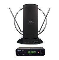 Комплект цифрового телевидения Sanor 5-6454 / BarTon TH-562