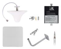 Комплект усиления сигнала сотовой связи RIXOTEL / Nitsa-5 / Titan