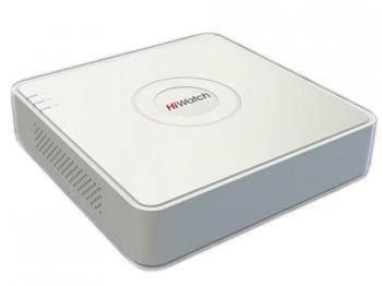 DS-H216QA 16-ти канальный гибридный HD-TVI регистратор c технологией AoC