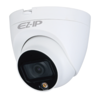 EZ-HAC-T6B20P-LED-0280B видеокамера HDCVI купольная 2Мп