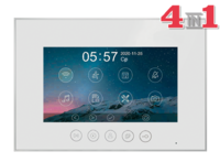 Marilyn HD s (white) монитор цветного видеодомофона