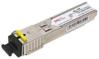 Модуль ML-SG-3WDS-31SD оптический одноволоконный SFP WDM, 1.25Гб/с, 3км, 1310/1550нм, SC, DDM (Замена ML-10T и ML-10T/D)