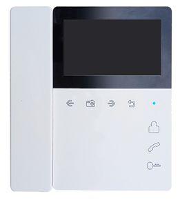 """Монитор видеодомофона Tantos Elly TFT LCD 4,3"""" с трубкой на магните"""