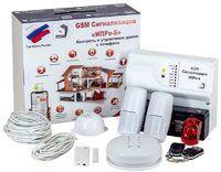 """GSM Сигнализация """"ИПРо-6"""" (Набор для дома беспроводной)"""