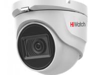 DS-T503A уличная HD-TVI камера с EXIR-подсветкой до 30м и встроенным микрофоном 5Мп