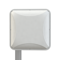 Антенна Petra Broad Band MIMO 2x2 (3G + 4G MIMO) (усиление 14 dBi) направленная, панельная 2xN-female