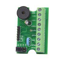 AC-06 Контроллер автономный (плата) для 1 двери с управлением для электромагнитных / электромеханических замков
