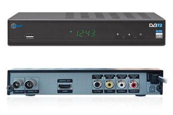 Ресивер цифровой эфирный DVB-T2 Globo GL100