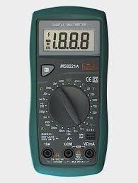Мультиметр цифровой Mastech MS8221A