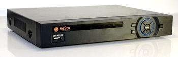 Видеорегистратор 8-канальный VHVR-6208 LB гибридный цифровой