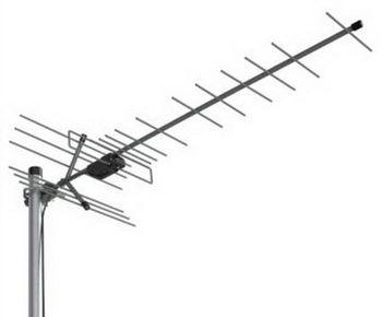 Антенна эфирная активная Эфир 18AF 5V (L035.18 DF) без источника питания