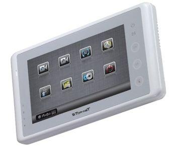 Монитор видеодомофона TR-27SD W (белый)