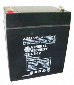 Аккумулятор GS 4,5-12