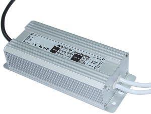 FE-F-5/12 Уличный Блок питания IP67. Входное напряжение 90-264V, Выходное 12V, Номинальный ток 5A, Р